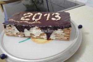 Naujametinis lengvai ir greitai paruošiamas pyragas