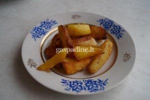 Apkeptos bulvės su kmynais