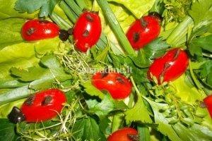 Boružėlių salotos