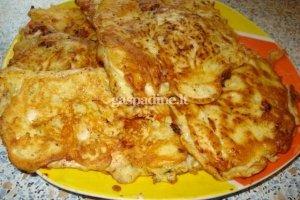 Vištienos kepsneliai su sūriu