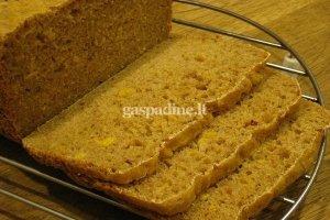 Kukurūzų duona