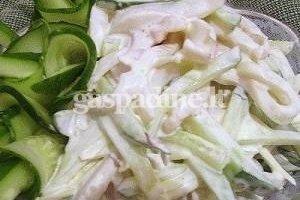 Kalmarų salotos