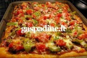 Meksikietiška pica