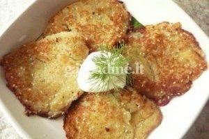 Bulviniai sklindžiai su sezamais