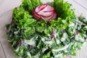 Vasariškos salotos