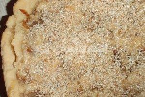 Sūrio ir svogūnų pyragas