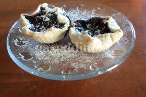 Mėlynių pyragėliai