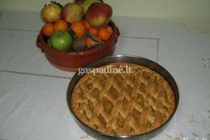 Jūratės obuolių pyragas