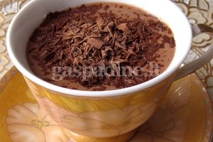 Klasikinis karšto šokolado receptas