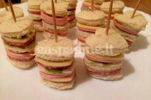 Mini sumuštinukai