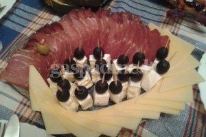 Sūrio ir mėsos miksas