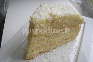 """""""Raffaelo"""" tortas"""