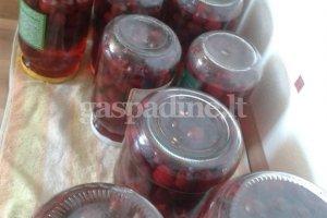 Vyšnių kompotas