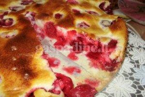 Tobulas pyragas su vyšnaitėmis