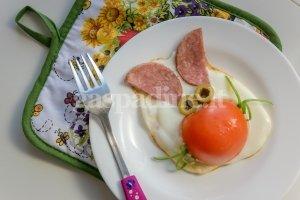 Kiškio pusryčiai mažiesiems