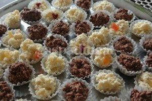 Maži naminiai saldainiukai