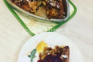 Cinamoninis obuolių pyragas
