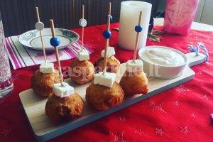 Sūrio tešlos kamuoliukai