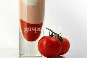 Kefyro su pomidorų sultimis kokteilis