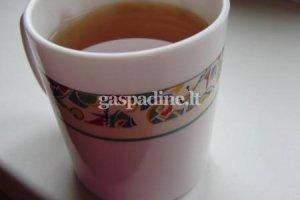 Anyžinė arbata nuo kosulio