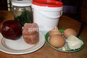 Rožiniai kiaušiniai
