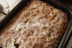 Živilės obuolių pyragas