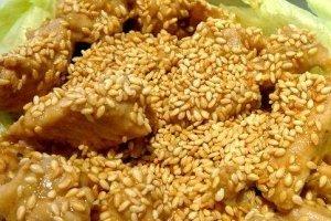 Vištiena su sezamu