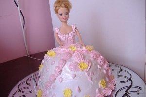 """Tortas """"Barbė"""""""