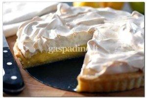 Citrininų skonio pyragas