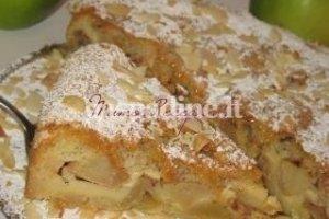 Evelinos obuolų pyragas