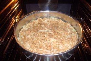 Greitas ir skanus obuolių pyragas