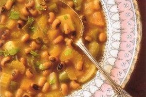 Indiška pupelių sriuba