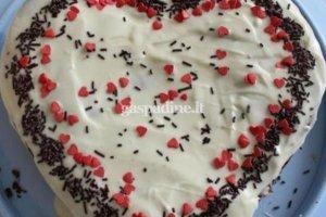 Šokoladinis pyragas su imbieriu