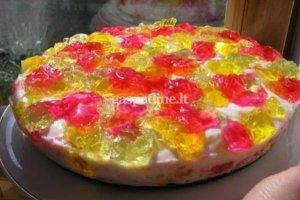Žele pyragas