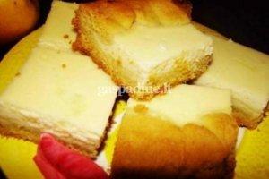 Varškės pyragas pagal Olgą