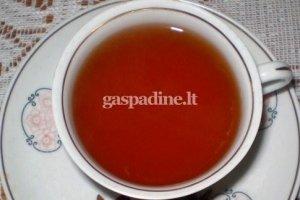 Anyžinė arbata skrandžiui