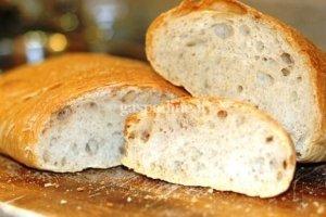 """Itališka duona """"Ciabatta"""""""