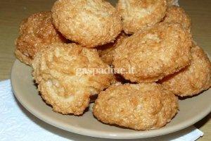 Lengvi kokosiniai sausainiukai