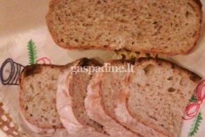 Gardžioji duonytė