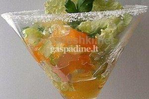 Pikantiškos salotos
