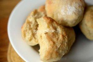 Citrininiai biskvitukai