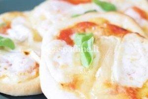 Mažos sūrio picos