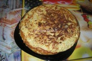 Bulvių tortilija