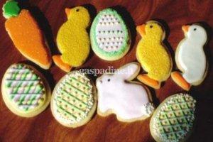 Velykiniai sausainukai