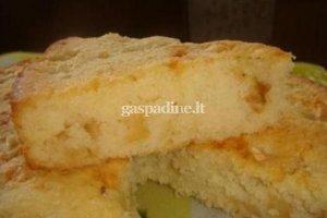 Kokosų pyragas