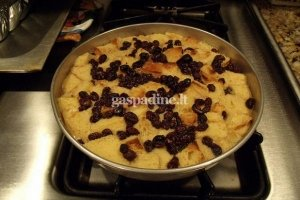 Šokoladinis duonos pyragas Velykoms